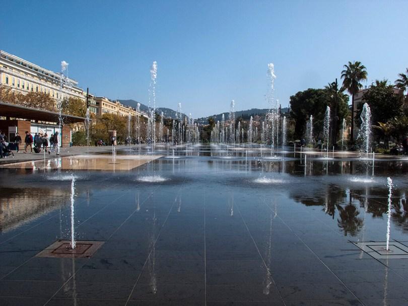 Nizza-Place de la Masséna -foto Giovanna Dal Magro