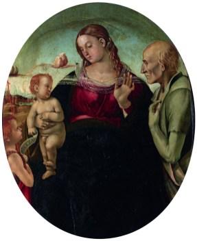 14. MJA_ Signorelli Sacra Famiglia_800