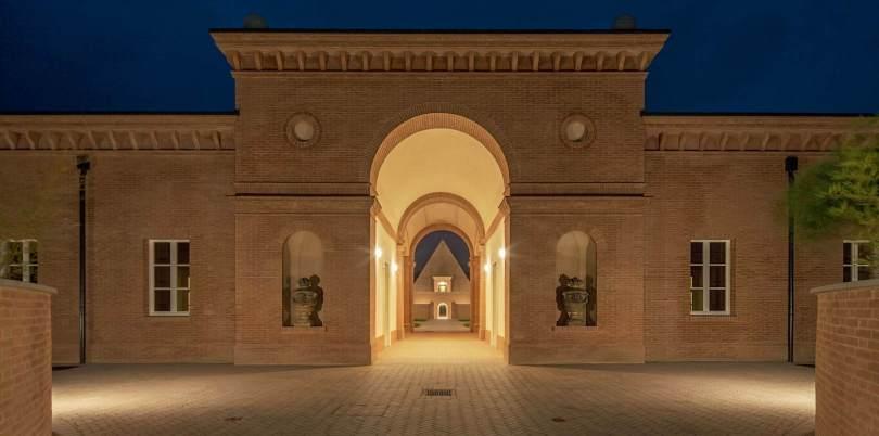 Il Labirinto dellaMasone di Franco Maria Ricci a Fontanellato