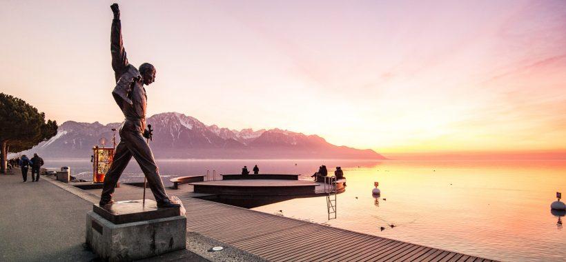 A Montreux, sulle tracce di Freddie Mercury e dei Queen