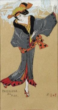 De Feure-Milaan Japonisme