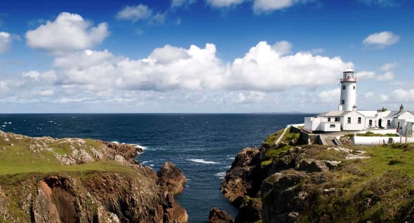 Viaggio tra i segreti e le leggende dei fari d'Irlanda