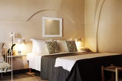 Borgo San Gaetano - Camera da letto