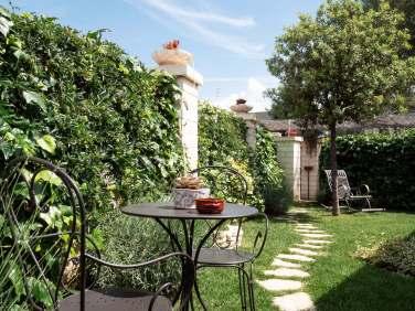 Borgo San Gaetano - Giardino2