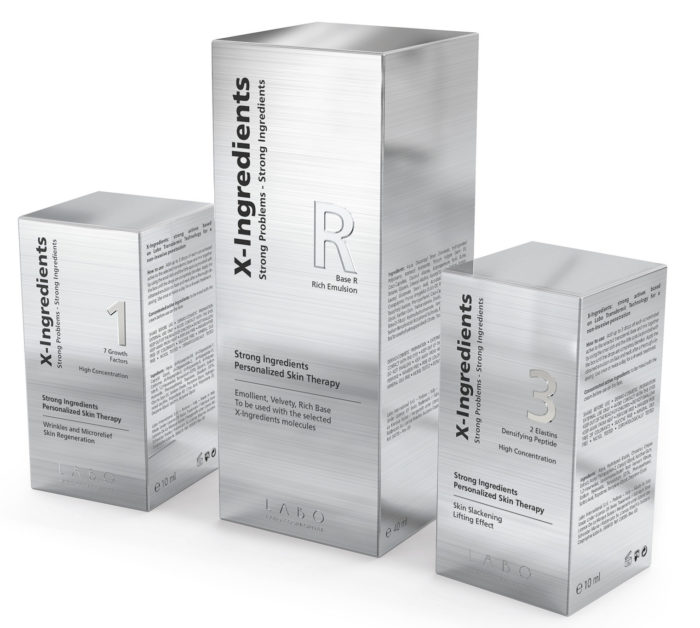 Labo X-Ingredients: arriva la rivoluzione cosmetica