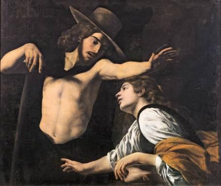 Pittori caravaggeschi napoletani al Palazzo Pretorio di Prato