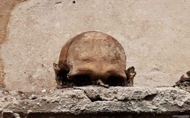 """Alla ricerca del """"teschio con le orecchie"""" in Santa Luciella a Napoli"""