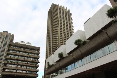 Barbican Estate ©Fred Romero