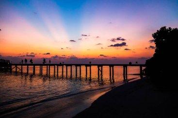 94_Soneva Fushi - Sunset