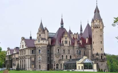 The Moszna Castle