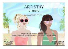 Sapone_Corpo_Esfoliante_Pacific_Wave_Artistry_Studio_Los_Angeles_Edition_Carton