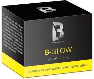 B-Glow Cream scatola riflesso e ombra