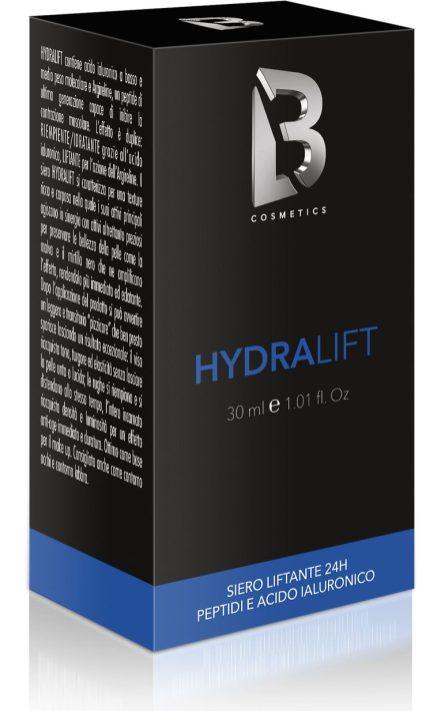 Hydralift Siero scatola riflesso e ombra