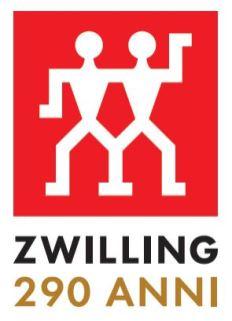 logo Zwilling 290 anni Anniversario