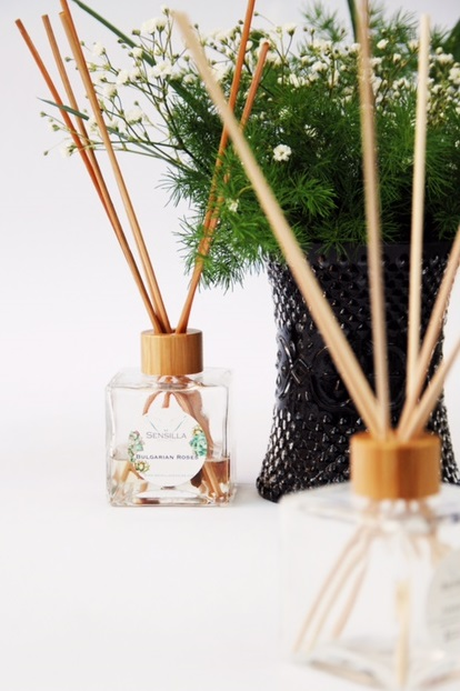Wide range of reed diffusers
