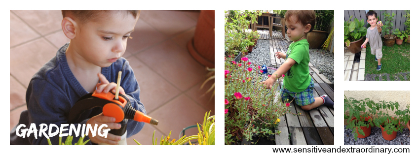 5 Outdoor activities our Highly Sensitive Child loves