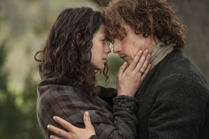 photo série outlander