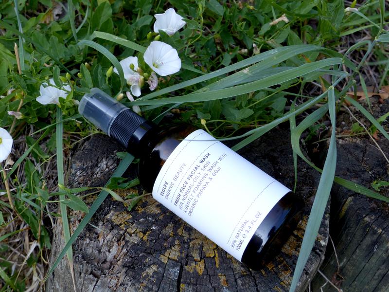 Des cosmétiques olfactifs et efficaces, naturels et biologiques, merci Evolve !