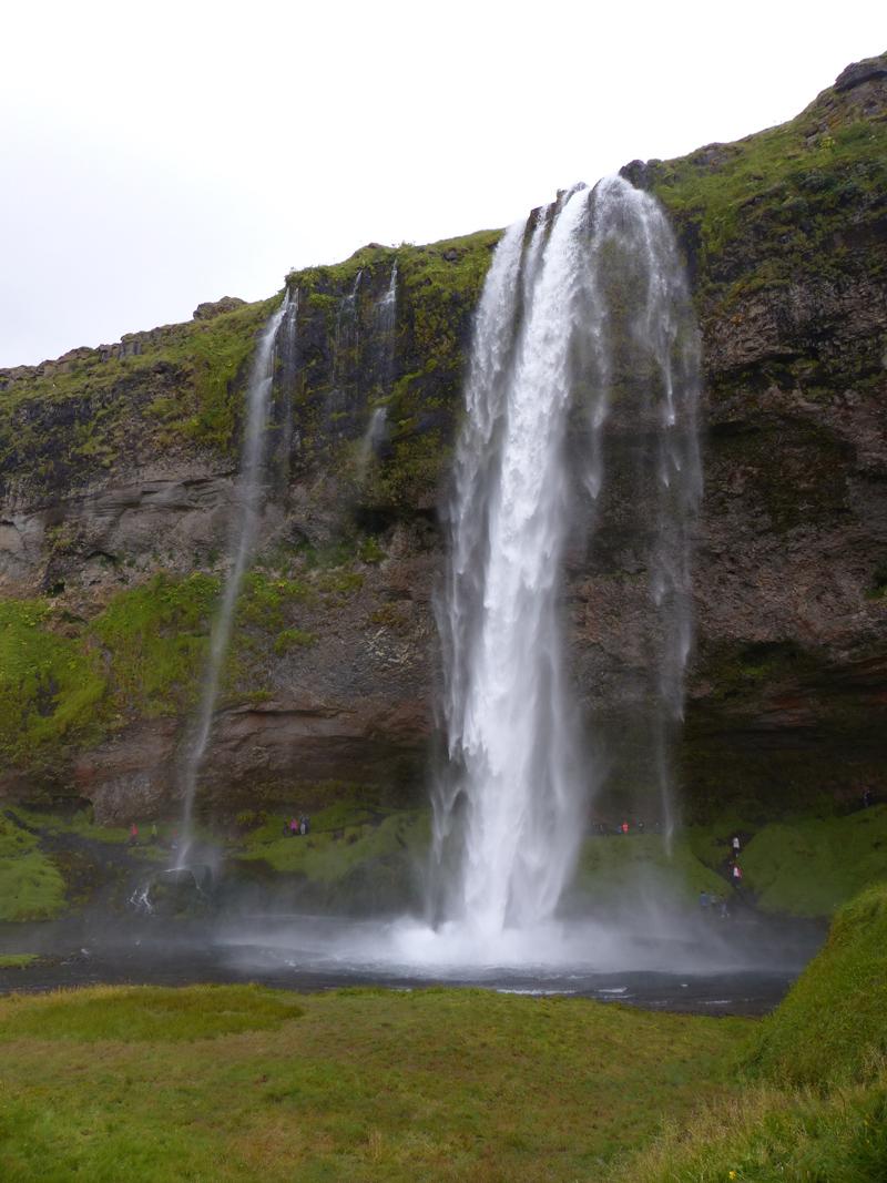Voyage en Islande, Seljalandsfoss