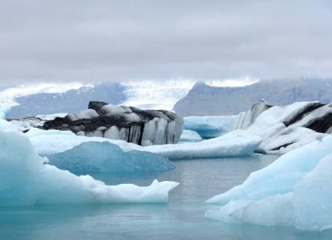 Voyage en Islande, Jökulsárlón