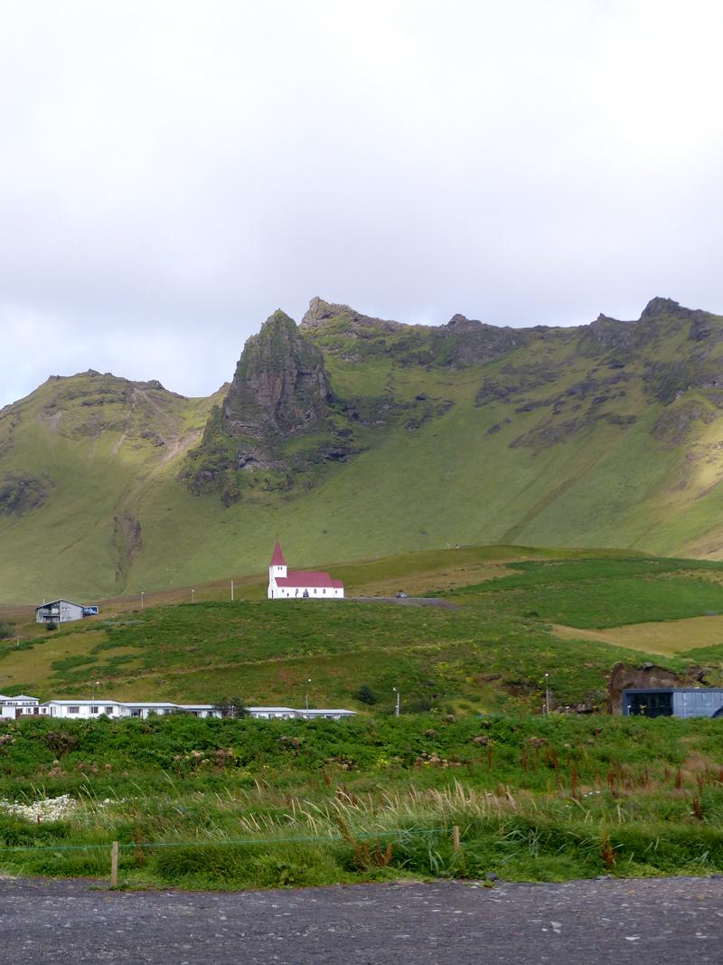 Voyage en Islande,Vík