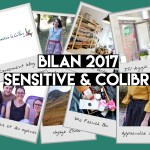 Un an de blog sur Sensitive et Colibri
