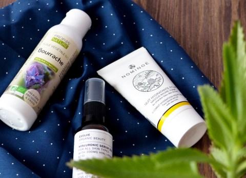 3 produits pour hydrater sa peau