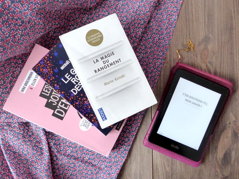 Bilan lecture janvier - avril 2018