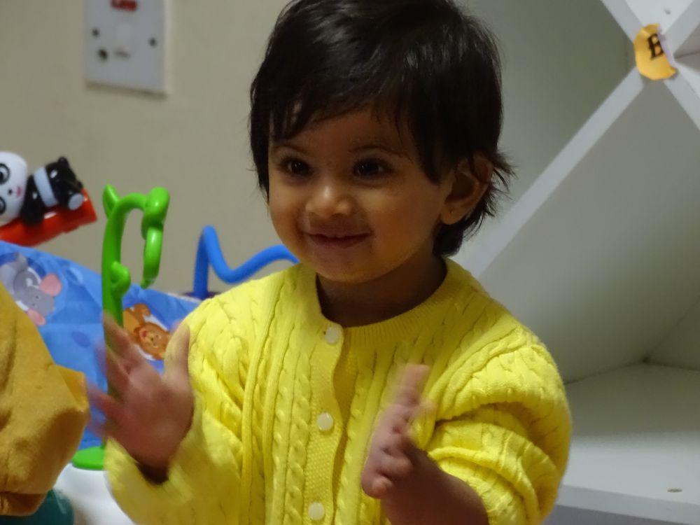 Baby Sign at SensoBaby