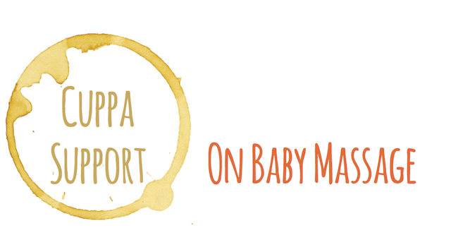Cuppa Support on Baby Massage