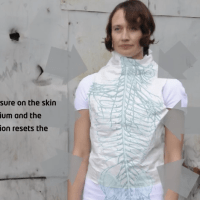 INFLATAcorset premieres and wins Best Fashion Design