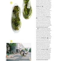 NATURA Pathos featured in PLAISIRS DE VIVRE / LIVING WITH STYLE ! Keen on Green.