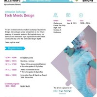SENSOREE @ Dutch Technology Week 2015