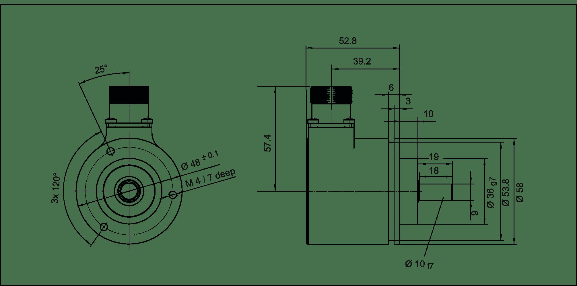 Magnetic Absolute Encoder Gel