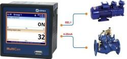 Hardware output monitor