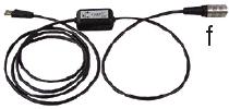 k114b binder RS485 to USB converter