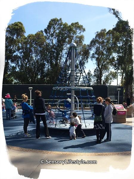 Magical Bridge Playground - Social Participation