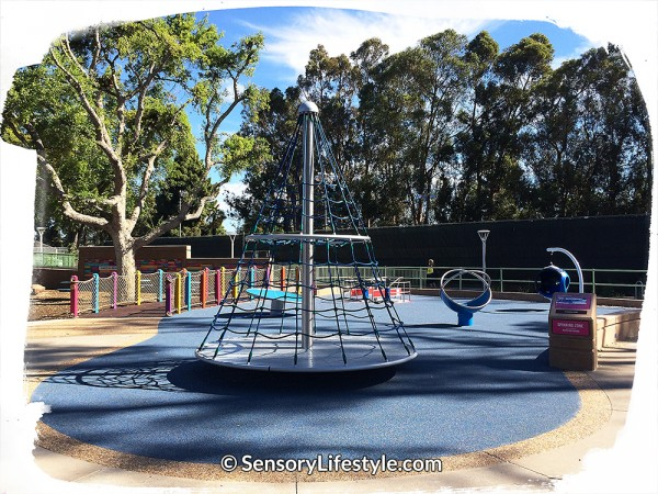Magical Bridge Playground - Spinner Zone 2