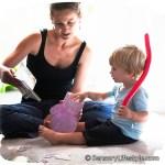 Read & play activity