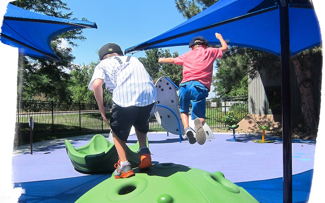 The Developmental Benefits of Playgrounds – Part 2