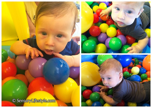 Month 5 Top 10 Sensory Activities For Your 5 Month Old Sensory