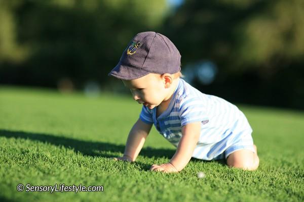 Crawling @ 8 months