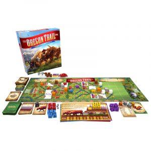 The Oregan Trail Board Game