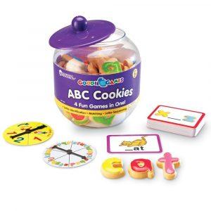ABC Cookies Phonics Manipulative