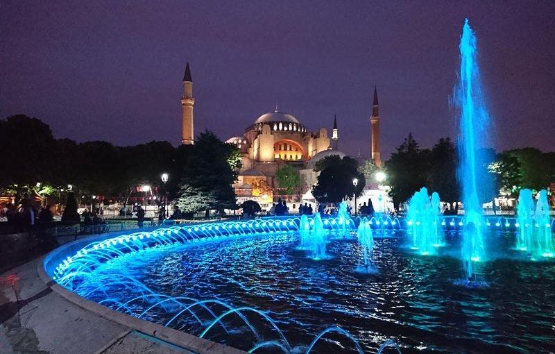 Turquie, les couleurs d'Istanbul
