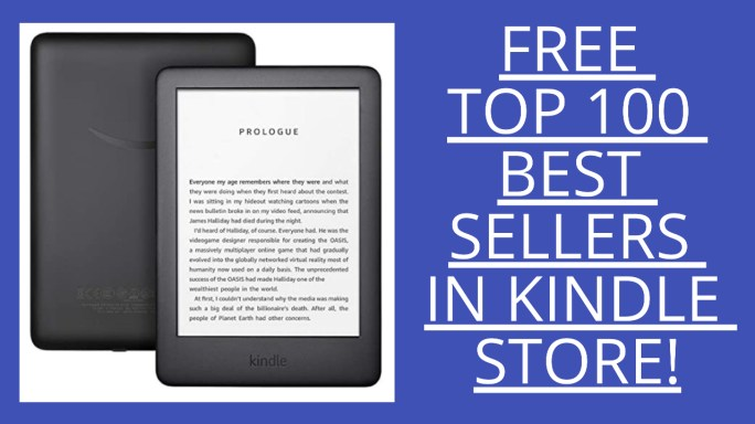 FREE Top 100 Best Sellers in Kindle Store