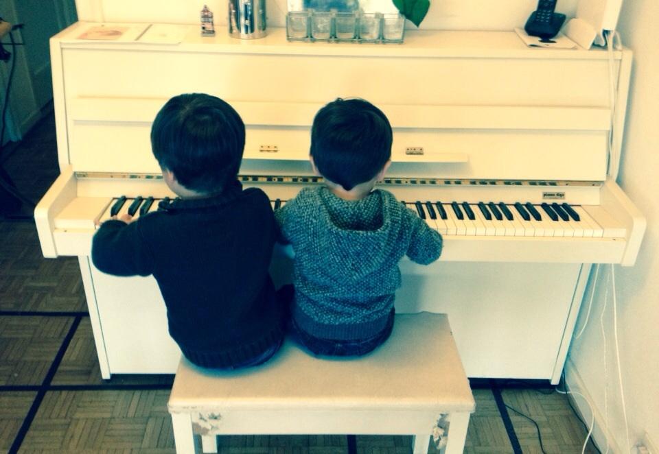 séance de piano