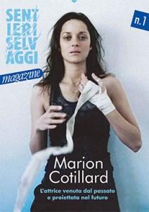 MARION COTILLARD - L'attrice venuta dal passato e proiettata nel futuro