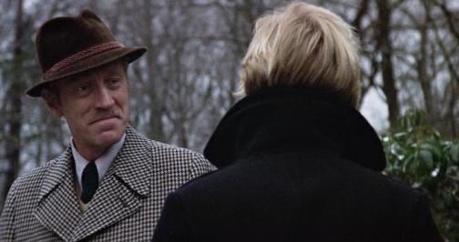 max von sydow e robert redford in i tre giorni del condor