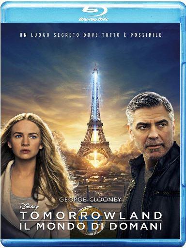 tomorrowland blu ray